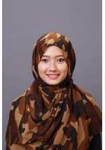 Pashmina Brown Army