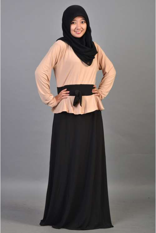 Gamis Jersey Comby Tali