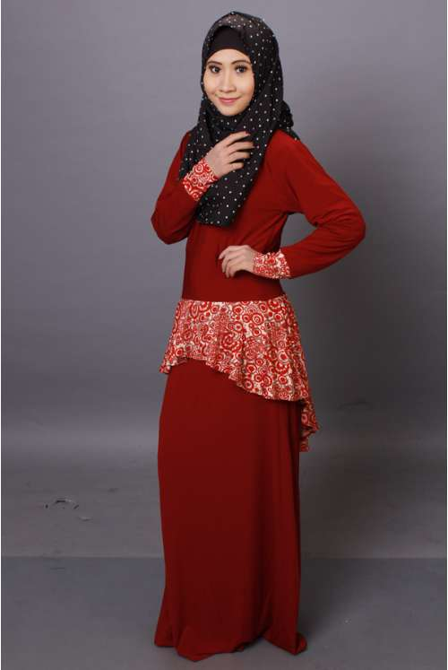 Gamis Jersey Gotix Red