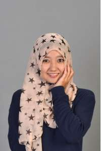 Pashmina Sifon Mix Max Star