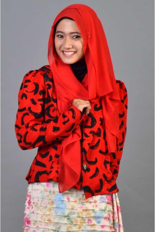 Furiza Cardi Red
