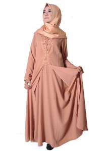 Hijabaya Milky Brown